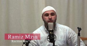 Ramiz Mziu: Lexim Kur'ani